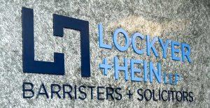 Lockyer + Hein